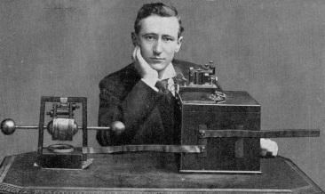 Marconi Tunes in Comms Pioneers