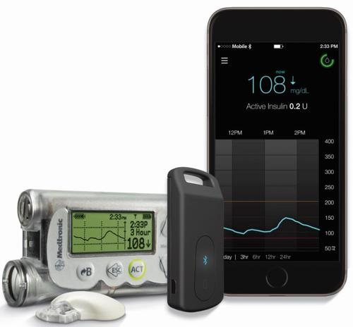 Medtronic Hooks Up with Samsung in Diabetes Management Deal