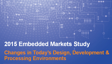 Embedded Systems Developers Reveal Slow, Steady Shifts