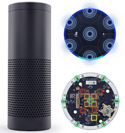 Thanks to seven microphones and lots of signal processing, Amazon's Echo offers superb voice recognition.