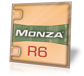 Monza R6 tag chip 
