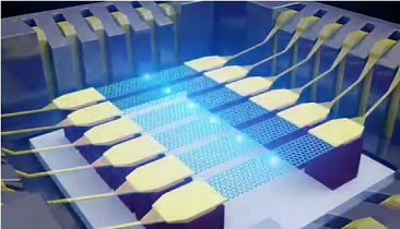 Graphene Lights Up Chips
