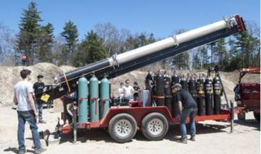 Rocket Refuels for Student Mission
