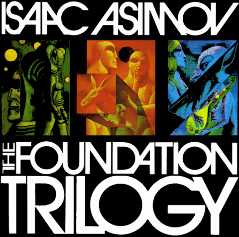 If you enjoyed SciFi writer Issac Asimov's Foundation books when you first read them, free audio versions of the first three parts in the series are now available. (Source: www.openculture.com/)
