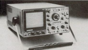 Friday Quiz: Portable Oscilloscopes from 1985