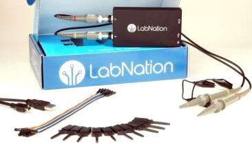 LabNation SmartScope Tryout: Is 30 MHz Enough?