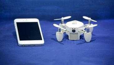 CES Sampler: Selfie Drones, Mobile Health