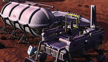 Astrobotic Technology: NASA's Doorway to Mars Exploration