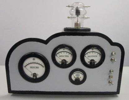 Vetinari Clock prototype (Source: Max Maxfield / EETimes.com)