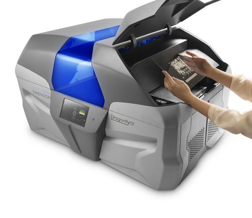 A Dragonfly printer from Nano Dimension. (Image: Nano Dimension)