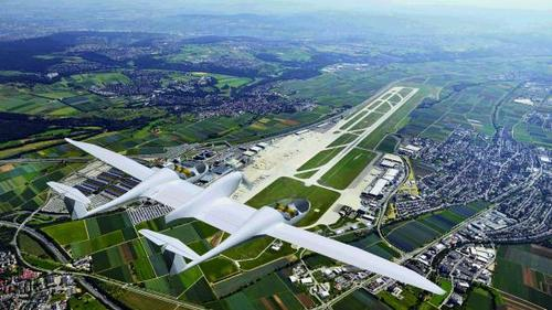 Fuel Cell Plane May Bring Zero Emission Flying in Reach