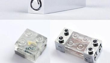 IOT Piggybacks on Lego: Simple Physics