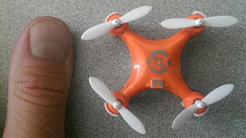 Teardown: A Tiny Drone & Its Controller