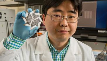 Disposable Cell Uses Waste Water to Power Bio-Sensors