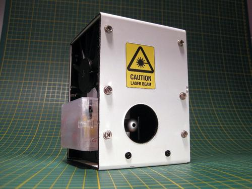Crispndry's Automatic Laser Lever was actually designed using a bearing assembly from an old hard disk drive. (Source/Pic: http://www.instructables.com/id/Automatic-laser-level-made-from-an-old-Hard-Disk-D/?ALLSTEPS)