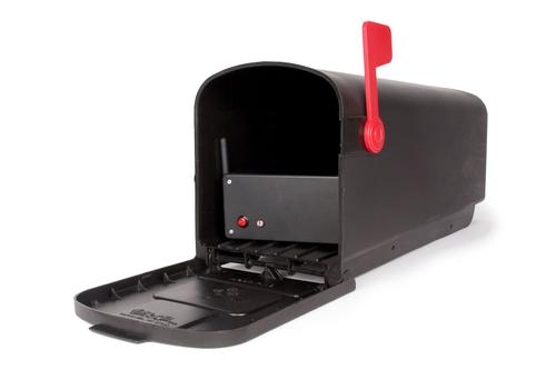 Nicole Grimwood's Mailbox Phone Alert platform sends an alert text whenever snail-mail arrives. (Source/Pic: http://www.instructables.com/id/Mailbox-Phone-Alert/?ALLSTEPS)