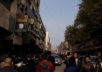 India's 'Huaqiang North'