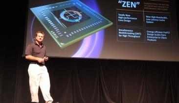 AMD Reveals Zen of X86