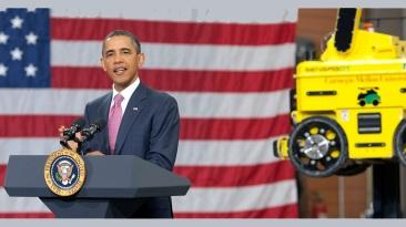 Obama Polishes High Tech Legacy