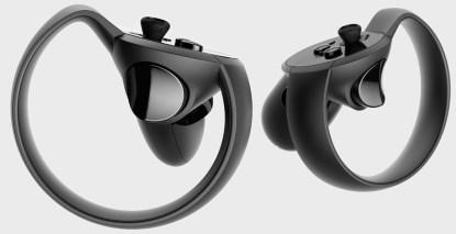 Oculus Touch controllers (Source: Oculus.com)