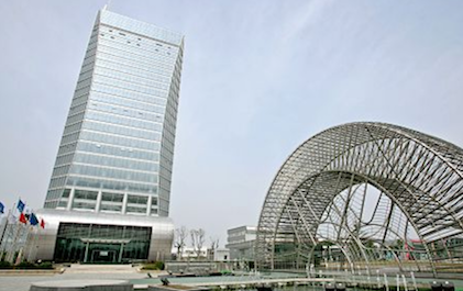 Shanghai International Auto City (Source: Savari)