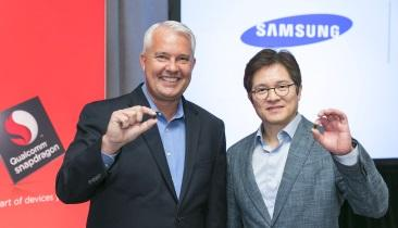 Samsung Makes 10nm Q'comm SoC