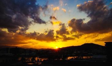 2G Sunset a Slow Burn
