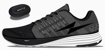 Boltt's smart shoe and advanced stride sensor (Source: Boltt)