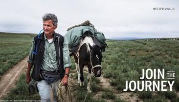 It's Year Five of Paul Salopek's Round-the-World Walk