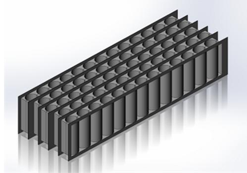 KULR Technology's LiB-TRS battery enclosure. (Image KULR)