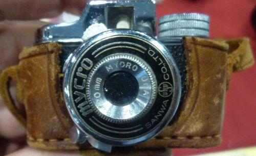A Mycro camera from Japan, circa 1948.