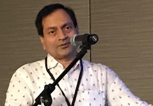 IEEE- and Intel-Fellow Pradeep Dubey of Intel's Parallel Computing Lab in ISPD's 'Machine Learning in EDA' session featured presented the 'Quest for the Ultimate Learning Machine'.