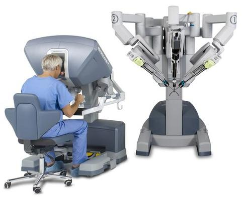 Surgical Robots: Look Who's Coming To The OR