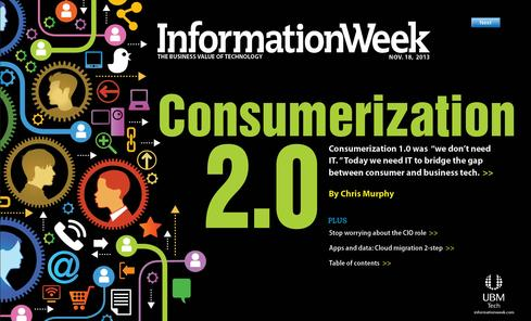 Download the entire Nov. 18, 2013, issue of InformationWeek, distributed in an all-digital format (registration required).