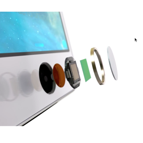 Fingerprint scanners, like the one in Apple's iPhone 5s, do nothing to protect the data stored on a mobile device.