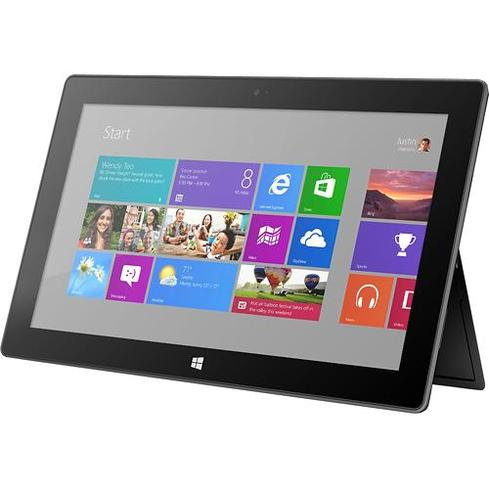 Microsoft Surface RT.
