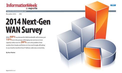 2014 Next-Gen WAN Survey