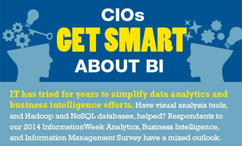 CIOs Get Smart About BI