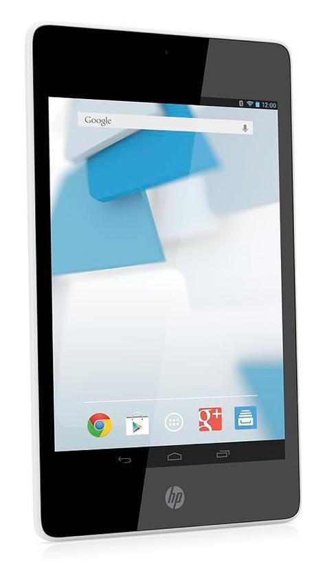 HP Slate8 Pro.