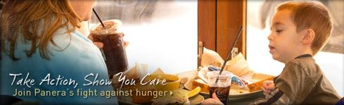 Panera is one of the restaurant chains that Paytronix supports.