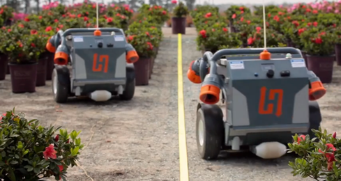 Harvest Automation positions its farming robot as a way to address labor scarcity issues. Hard though it may be to believe, the median income from farm work -- between $2,500 and $5,000 per year -- just doesn'tattract enough people.