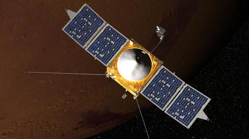 NASA Mars MAVEN Mission: 5 Facts