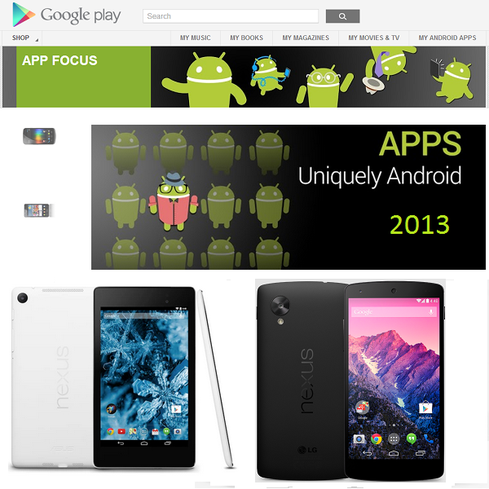 10 Best Android Apps Of 2013
