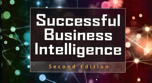 Cindi Howson is author of the recent book Successful Business Intelligence