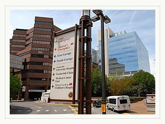 Vanderbilt University Medical Center.