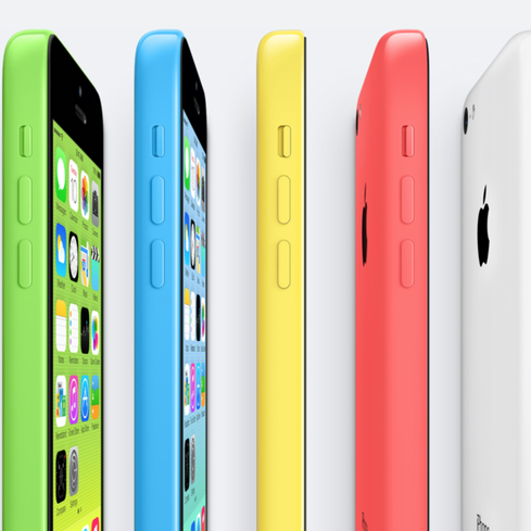 iPhone 5c, 5s: 10 Smart Design Choices.