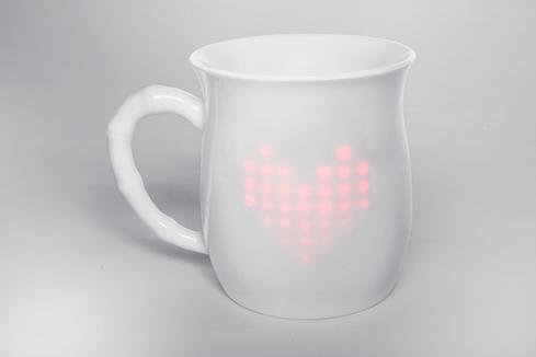 Intel's Smart Coffee Mug