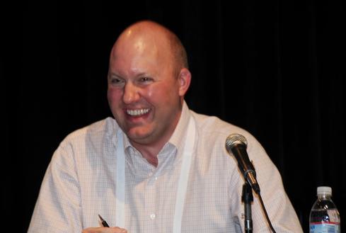 Venture capitalist Marc Andreessen