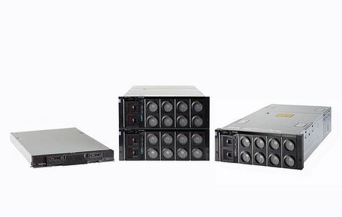 IBM's System x X6 series.