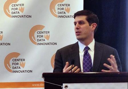 White House Deputy CTO Nick Sinai speaking Jan. 23, 2014, at the ITIF's Center for Data Innovation forum.